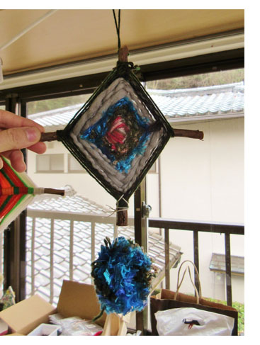 クリスマス♪小学生クラス(上高野)_f0211514_1331074.jpg