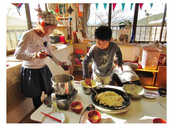 クリスマス♪小学生クラス(上高野)_f0211514_144194.jpg