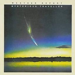 Weather Report「Mysterious Traveller」(1974)_c0048418_14090252.jpg