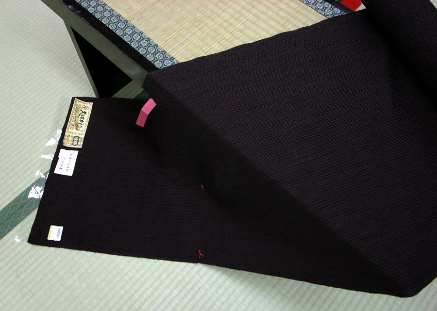 久留米絣・少女が織り出した木綿絣の魅力~男着物・3年目の着物道楽 その9~_c0223825_07405877.jpg