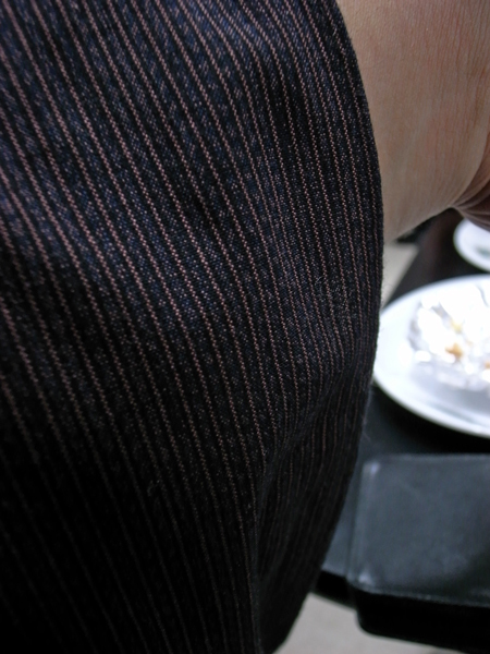 久留米絣・少女が織り出した木綿絣の魅力~男着物・3年目の着物道楽 その9~_c0223825_07425157.jpg