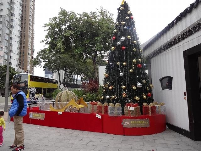香港仔海濱花園到着 _b0248150_05015449.jpg