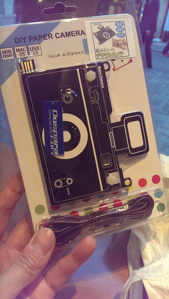 上海問屋のペーパーカメラを、Leica「風」に。_c0004568_23205786.jpg