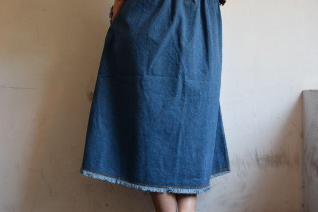 Kaonのフレアスカートで   ・ ・ ・_b0110586_19044934.jpg