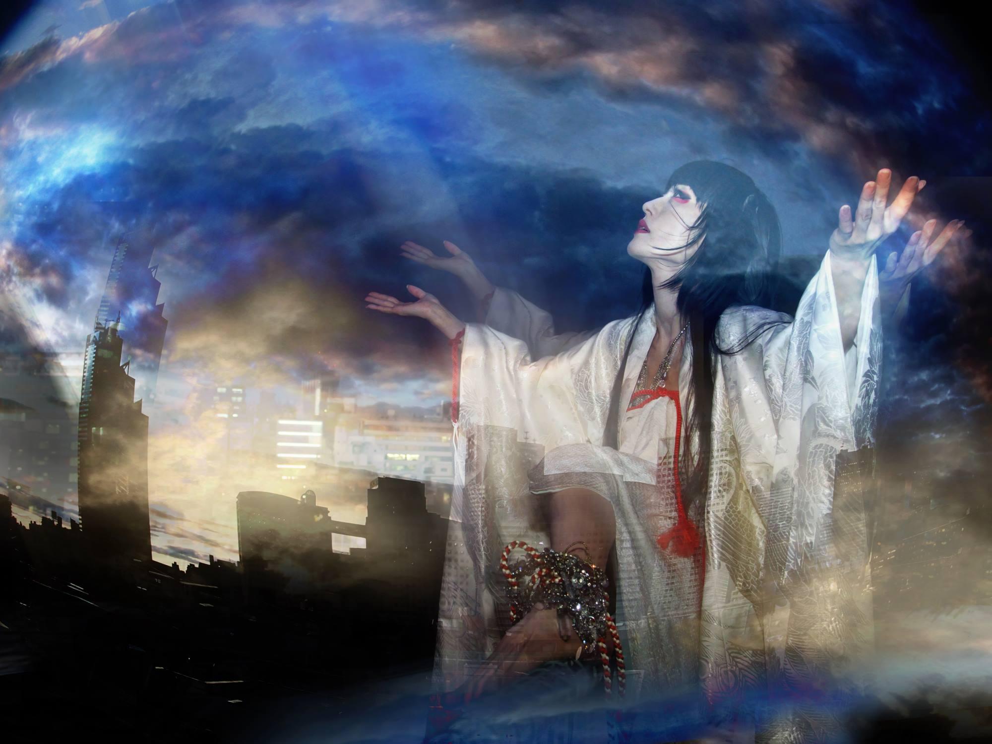 『天空への階段』展_f0024992_6442426.jpg