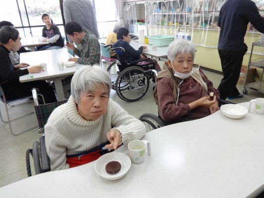 1/10 日曜喫茶_a0154110_13391570.jpg