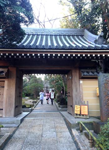 鎌倉 お寺と海_d0156336_1356515.jpg