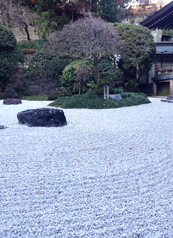 鎌倉 お寺と海_d0156336_1412470.jpg