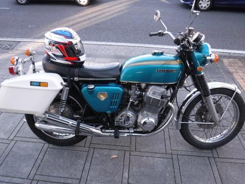 CB750・・・1969年式。その5_a0163159_22311133.jpg