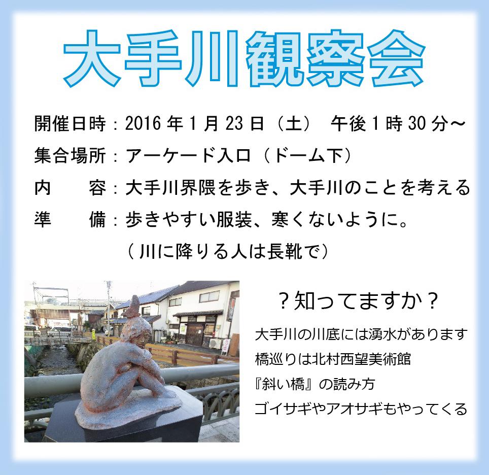 「大手川観察会」を企画_c0052876_18313949.jpg