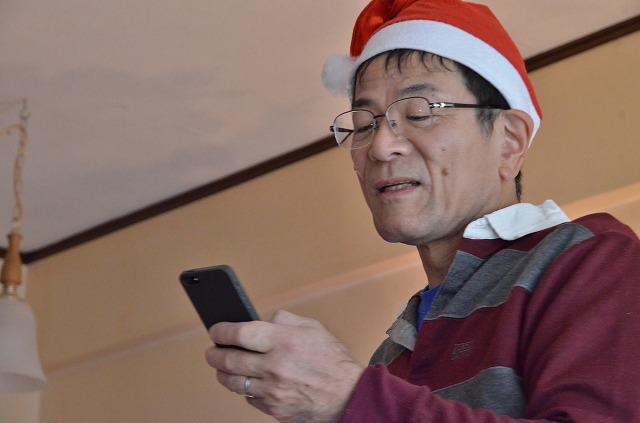 2015年12月6日、Misakiちゃんちで、パレットクリスマスコンサート_e0188087_18271266.jpg