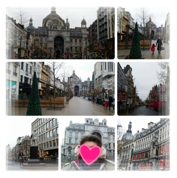 2015年末 ハッピーリタイアメント・フランス旅行♪その9 ベルギーへ②_d0219834_16365118.jpg