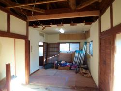 N邸リフォーム 壁・柱の撤去_c0087349_10134483.jpg