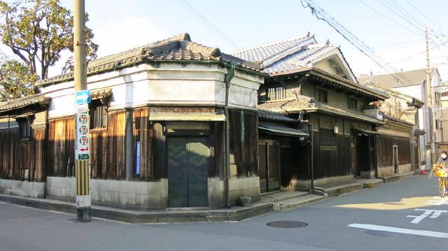 野田恵比寿神社周辺の建物_c0229455_13445876.jpg