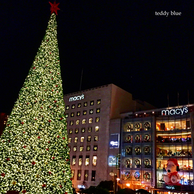 Christmas in San Francisco  クリスマス in サンフランシスコ _e0253364_23133039.jpg