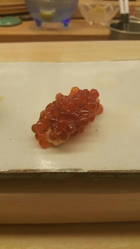 ソウルの江南、口の中でとろける熟成寿司@すし萬 後半戦_a0223786_16464370.jpg