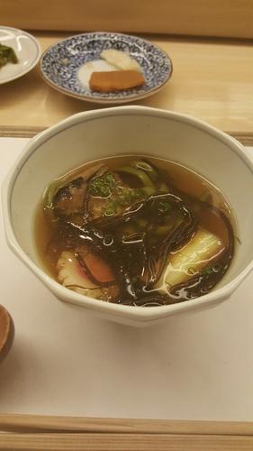 ソウルの江南、口の中でとろける熟成寿司@すし萬 後半戦_a0223786_16533475.jpg