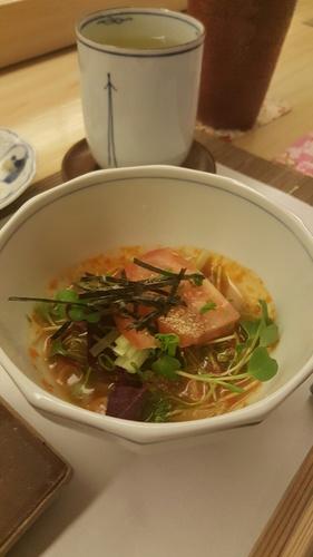 ソウルの江南、口の中でとろける熟成寿司@すし萬 後半戦_a0223786_1655466.jpg