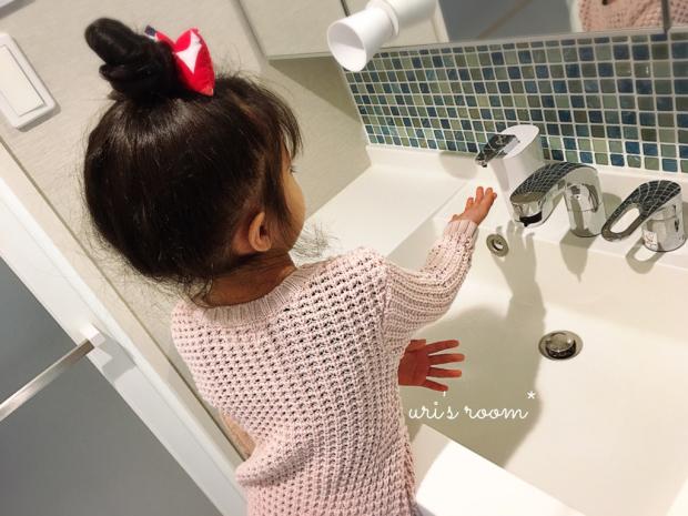 洗面所のニューアイテム!これは凄ーいヽ(´▽`)/_a0341288_09533746.jpg