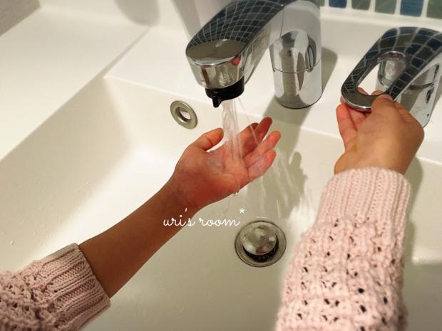 洗面所のニューアイテム!これは凄ーいヽ(´▽`)/_a0341288_09580850.jpg