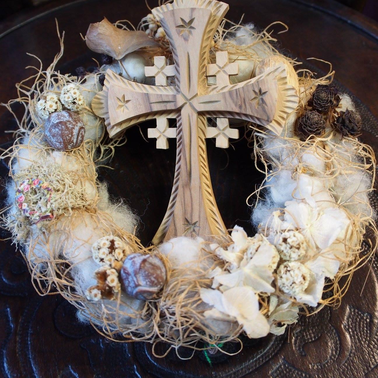 ~ 祈りの光 † Prière de Noël ~ 12/12~20 ☆ 展示風景 _c0203401_7493661.jpg