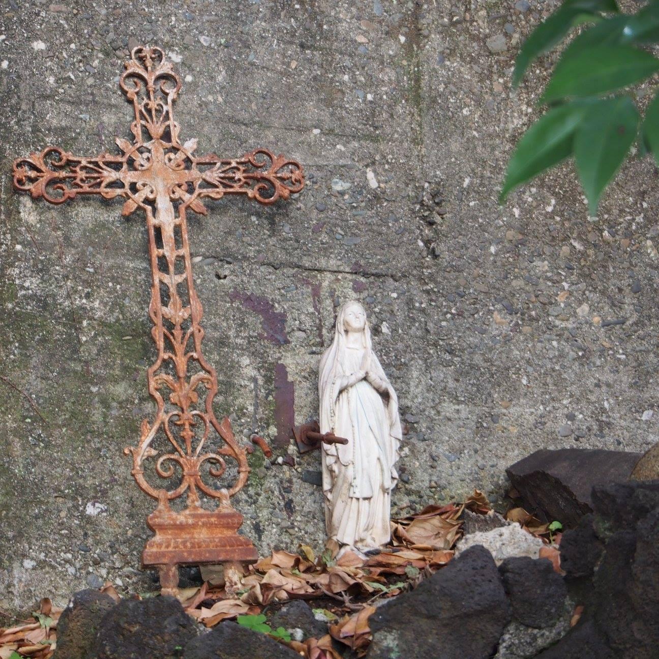 ~ 祈りの光 † Prière de Noël ~ 12/12~20 ☆ 展示風景 _c0203401_825927.jpg