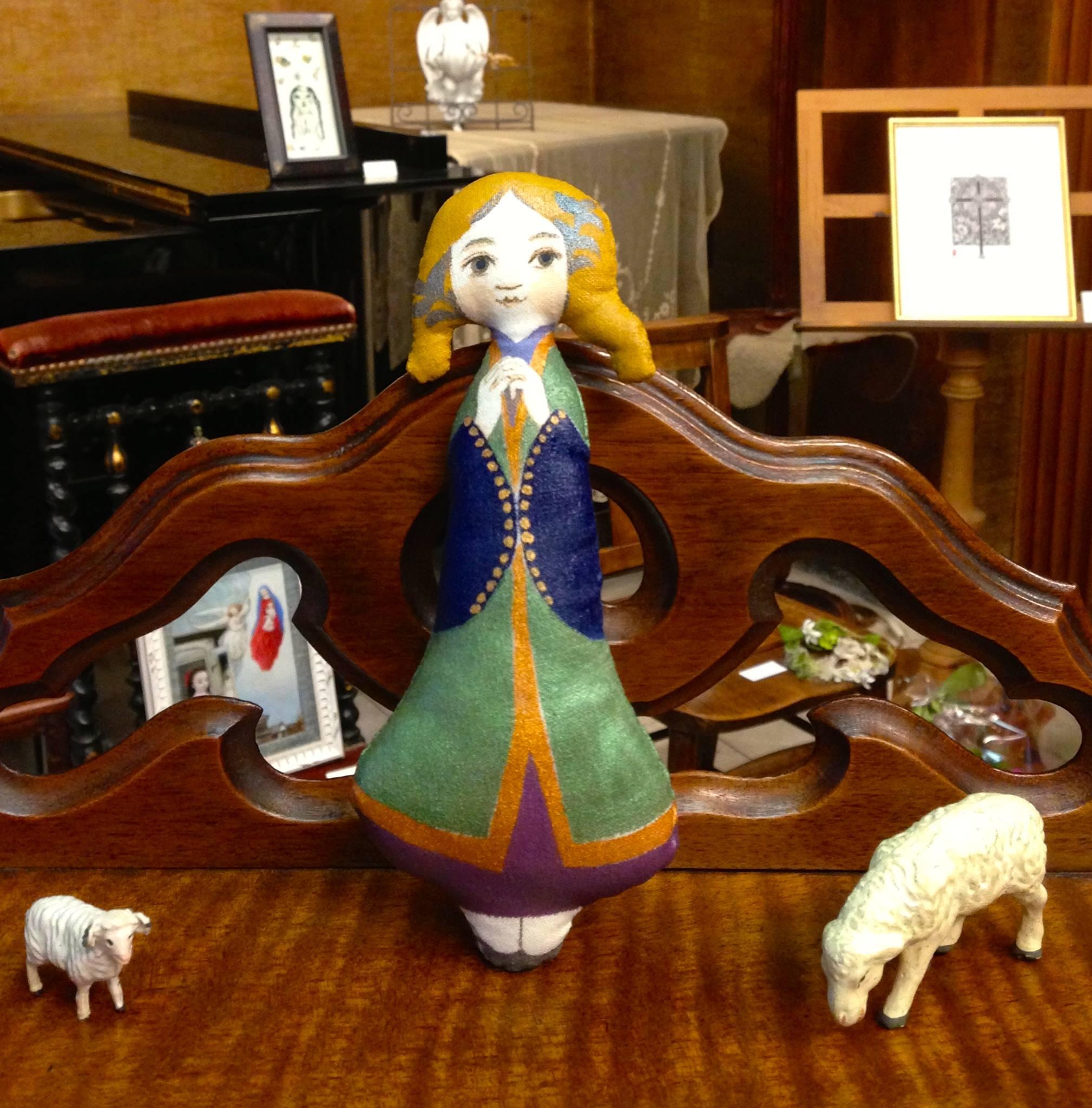 ~ 祈りの光 † Prière de Noël ~ 12/12~20 ☆ 展示風景 _c0203401_843595.jpg
