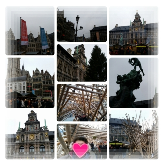2015年末 ハッピーリタイアメント・フランス旅行♪その10 ベルギーへ③_d0219834_08172572.jpg