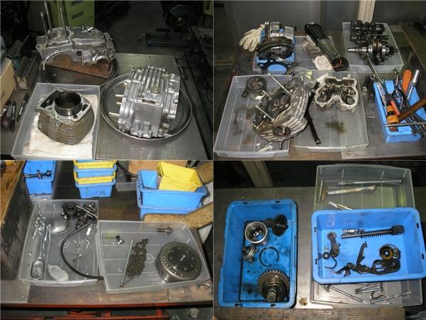 XL250  旧車 整備と他_e0218639_13144328.jpg