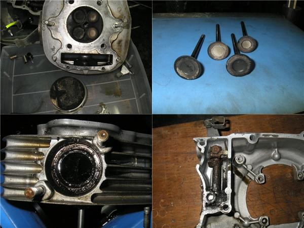XL250  旧車 整備と他_e0218639_1317796.jpg