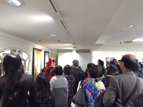 『レジェンド真田幸村展』渋谷東急本店、閉幕!〜つづき_b0145843_0181116.jpg