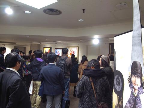 『レジェンド真田幸村展』渋谷東急本店、閉幕!〜つづき_b0145843_018730.jpg