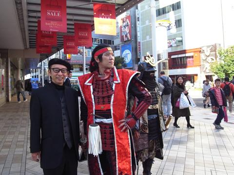 『レジェンド真田幸村展』渋谷東急本店、閉幕!_b0145843_055161.jpg