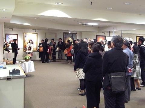 『レジェンド真田幸村展』渋谷東急本店、閉幕!_b0145843_073738.jpg