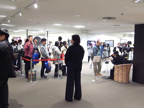 『レジェンド真田幸村展』渋谷東急本店、閉幕!_b0145843_074965.jpg