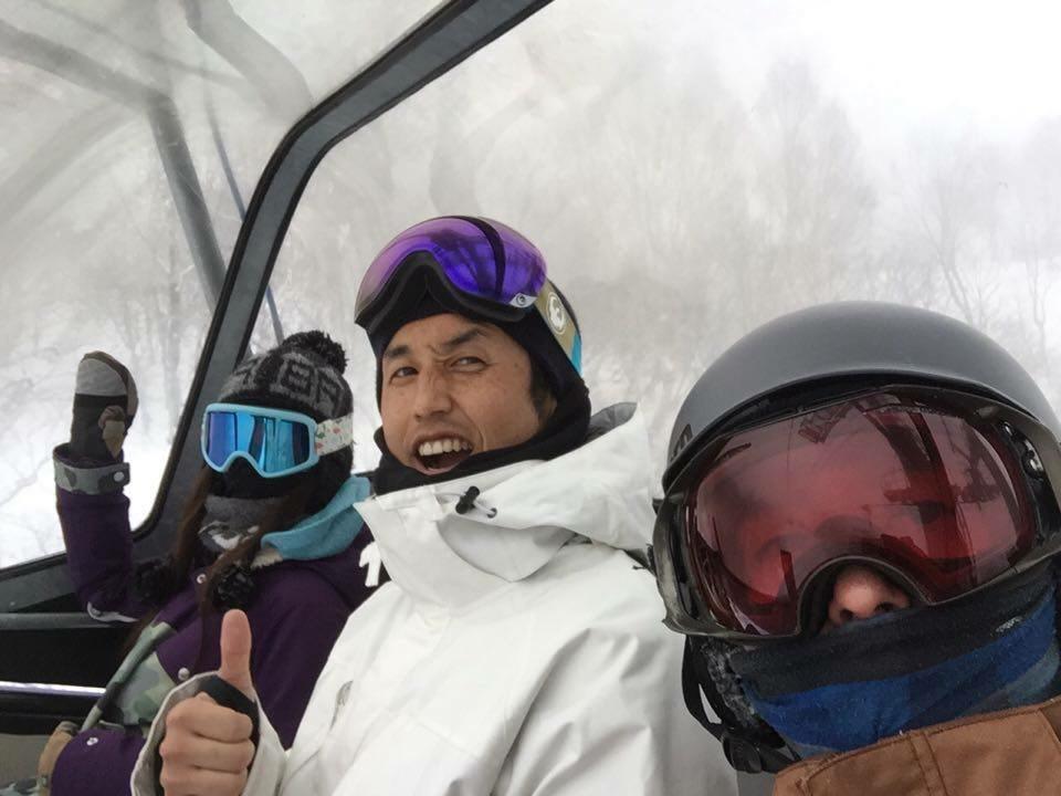 田代〜かぐらスキー場へ⭐︎_c0151965_15323994.jpg