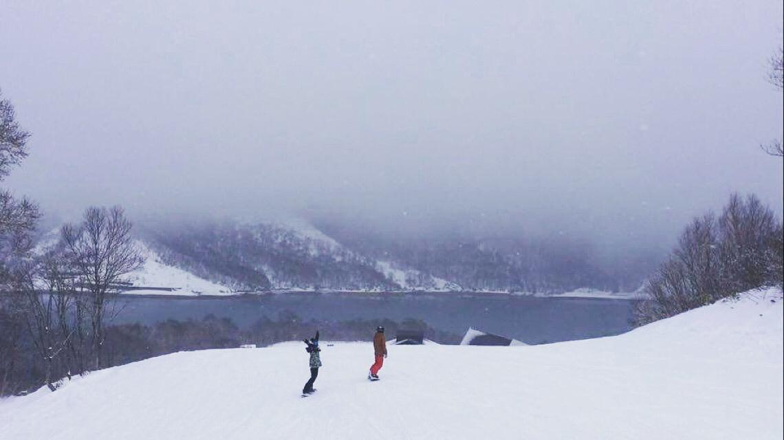 田代〜かぐらスキー場へ⭐︎_c0151965_15324084.jpg