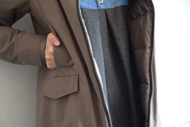 コートの名手 HERNOより   ・ ・ ・_b0110586_18455662.jpg