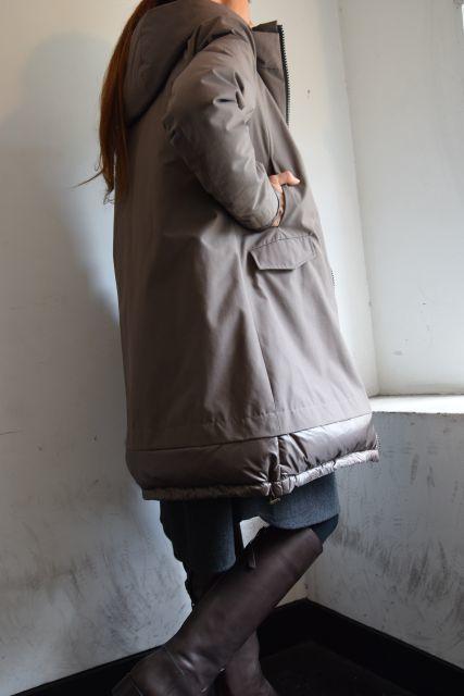 コートの名手 HERNOより   ・ ・ ・_b0110586_18482318.jpg