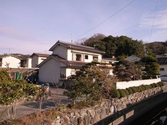 奈良津の家 解体着工_f0341886_12025547.jpg