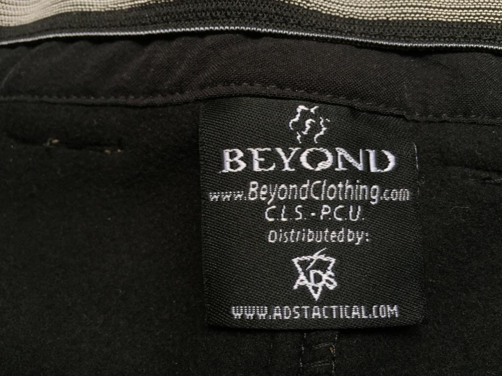 神戸店1/16(土)モダンミリタリー入荷!#1 LEVEL-5 Cold Fusion Shock Pants,JKT by Beyond!!!_c0078587_1673622.jpg
