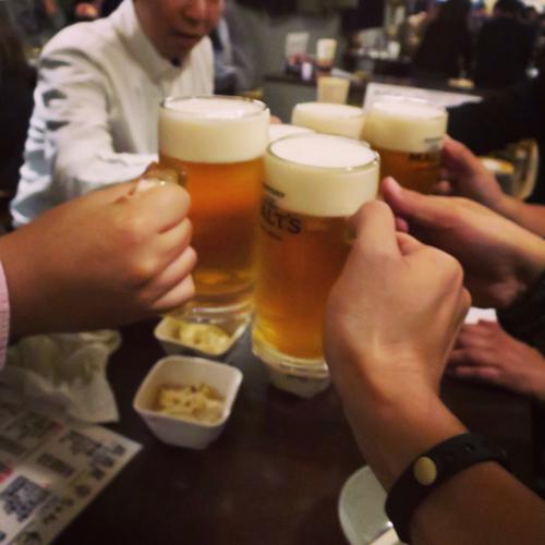東京ブロガーミートアップで4本記事書いた後は懇親会_c0060143_10022906.jpg