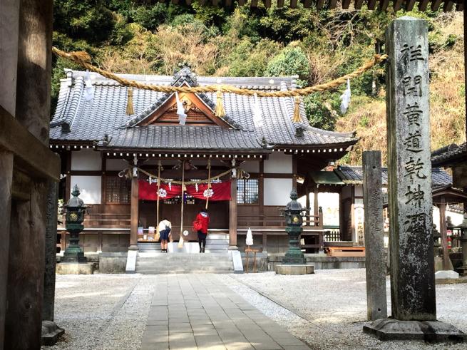 錦帯橋の白山比咩神社参拝☆_f0183846_19332921.jpg