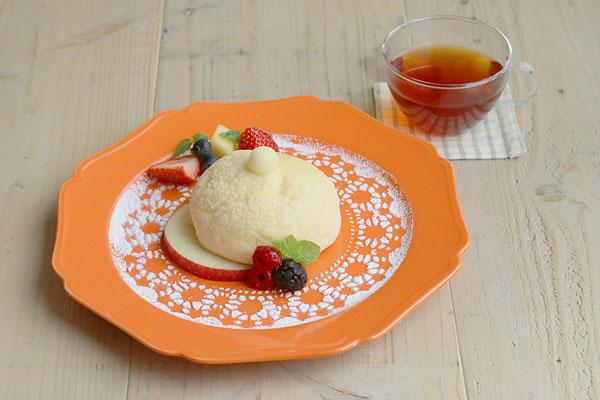 ガナッシュ苺タルトとひらめき朝食_f0149855_18161771.jpg