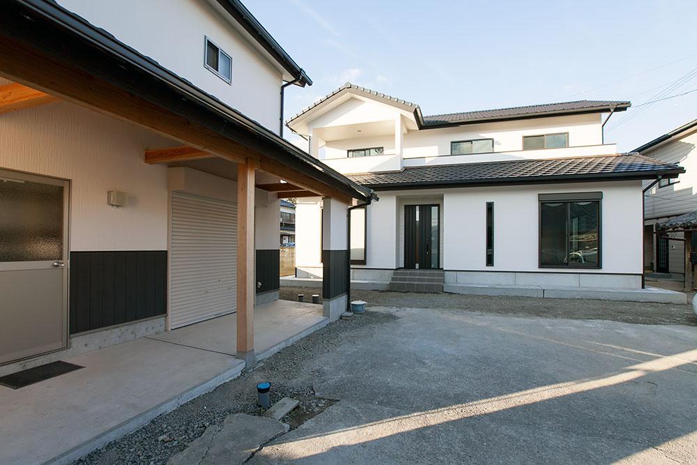 伝統ある町並みに建てる風格ある木造邸宅(7・最終回)_a0163962_12572617.jpg