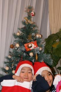 2015年 クリスマス_e0045565_10404026.jpg