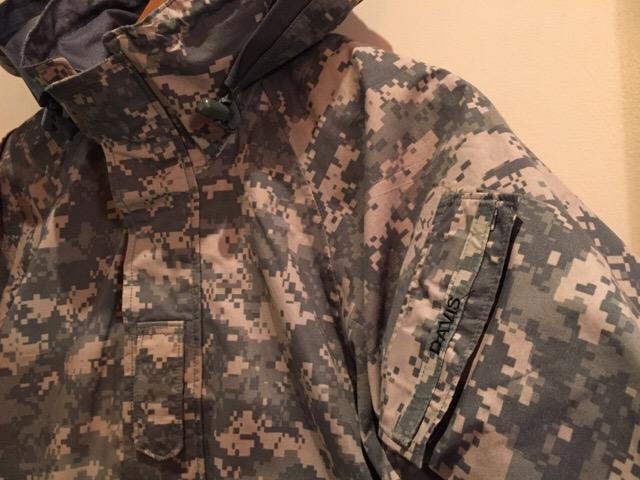 1月16日(土)大阪店モダンミリタリー入荷!#3 U.S.Army UCP編!Level7 Primaloft!(大阪アメ村店)_c0078587_14165473.jpg