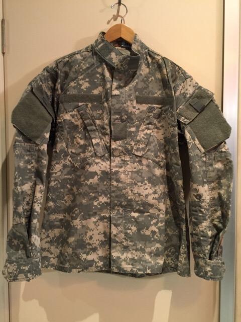 1月16日(土)大阪店モダンミリタリー入荷!#3 U.S.Army UCP編!Level7 Primaloft!(大阪アメ村店)_c0078587_1545225.jpg