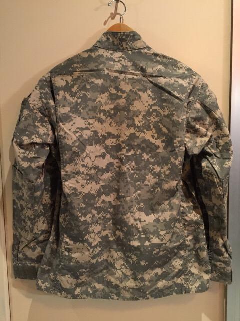 1月16日(土)大阪店モダンミリタリー入荷!#3 U.S.Army UCP編!Level7 Primaloft!(大阪アメ村店)_c0078587_155188.jpg