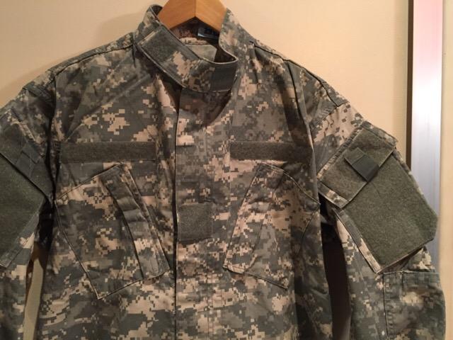 1月16日(土)大阪店モダンミリタリー入荷!#3 U.S.Army UCP編!Level7 Primaloft!(大阪アメ村店)_c0078587_1552828.jpg